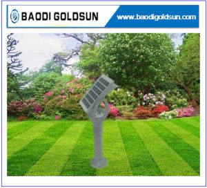 Unique Design Aluminum Die Casting LED Outdoor Solar Spotlight pictures & photos