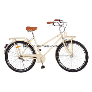 "26""City Bike/Bicycle, Cross Bike/Bicycle 1-SPD (YD16CT-26503) pictures & photos"