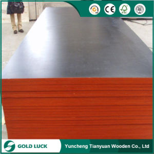 Best Price Laminated Wood Timber Film Faced Plywood for Construction Wood pictures & photos
