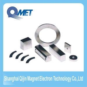 Strong Various Specification NdFeB Block Ring Magnet