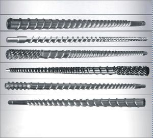Single Screw and Barrel for Extrusion Line pictures & photos