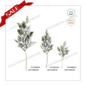 Artificial Christmas Treeartificial PE Tree Branch for Home Decor pictures & photos