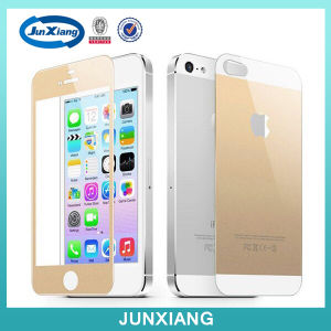 Original Tempered Glass Screen Protector Gold for iPhone pictures & photos