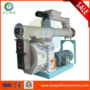 China Factory Supply Ring Die Feed Alfalfa Pellet Machine pictures & photos