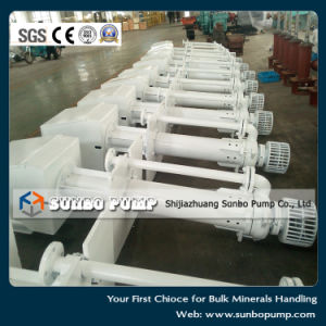 Sv Series Spindle Vertical Centrifugal Sump Pump for Pit Sewage Water pictures & photos