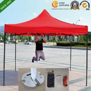 Pop up Tents Gazebos with Heavy Duty Weight and Pegs and Ropes (FT-B3030S) pictures & photos