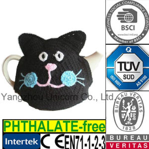Cup Sleeve Warm Cat Toy Teapot Cozy