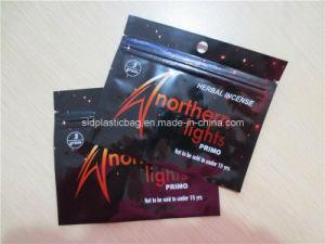 China Factory Custom Printed Aluminum Foil Herbal Bag pictures & photos