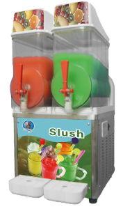 Two Tanks Slush Machine and Slush Maker (HM122) pictures & photos