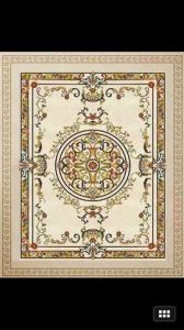Stone Marble Foyers and Entryways Waterjet Medallion pictures & photos