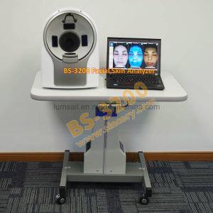 Portable Hottest Facial Skin Analyzer Machine Lumsail Beauty Machine pictures & photos