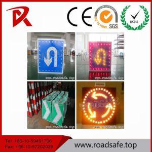 Roadsafe Road Safe Aluminum Warning Traffic LED Sign Symbols Traffic Sign pictures & photos
