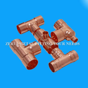 Refrigeration Copper Tube Fittings for Commercial Air Conditioner pictures & photos