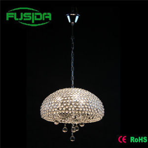 Modern Crystal Beading Chandelier Pendant Light in Zhongshan pictures & photos