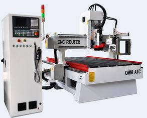 Automatic Tool Change CNC Router Machine with Ce