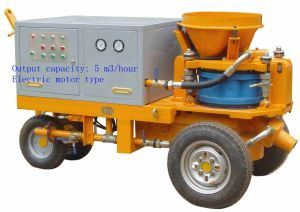 Pzs3000 Shotcrete Spraying for Industrial Kilns or Kiln′s Inner Liner pictures & photos