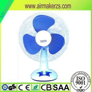 "Hot Sale Oscillation 9"" 12"" 16"" Plastic Table Fan Ce pictures & photos"