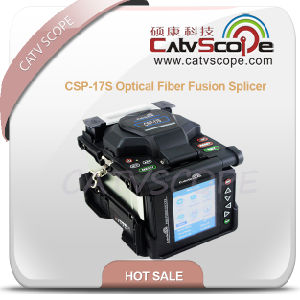 Csp-17s 17 Second Optic Fusion Splicer pictures & photos