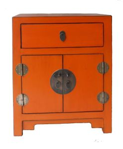 Chinese Antique Furniture Bedside Cabinet Lwb478-7 pictures & photos