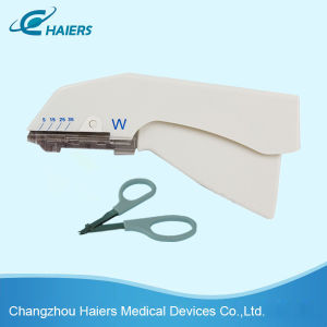 Disposable Skin Stapler for Skin Suture pictures & photos