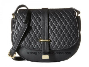 Designer PU Embroidered Cross Body Bag Fashion Shoulder Bag pictures & photos
