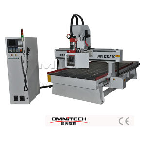 Wood Furniture Making CNC Router with Automatic Tool Change pictures & photos