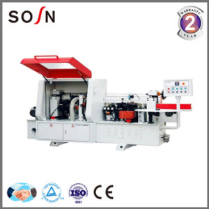 Sosn Automatic PVC Edge Banding Machine (FZ-330) pictures & photos