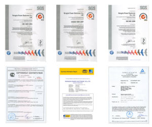 Statcom (33Kv Power Distribution Equipment with Enterprise logo certification) pictures & photos