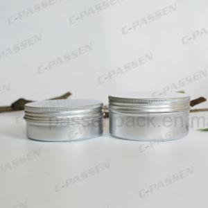 100g Alunimum Screw Jar for Cosmetic Cream Packaging pictures & photos