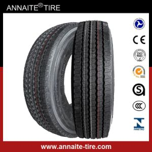 China Radial Truck Tyre 225/75r19.5 for Wholesale ECE label Gcc