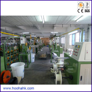 High Speed Wire Cable Sheathing Extruder Machine pictures & photos