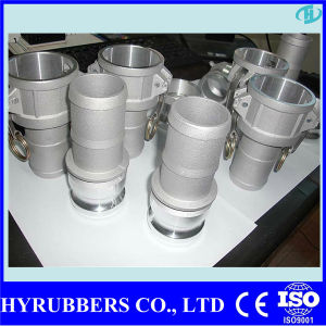 Hyrubber Hose Fitting Aluminium Camlock Quick Couplings pictures & photos