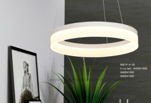 LED Circle Pendant for Decoration