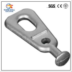 Forging Electric Power Hardware Ball End Eye Links pictures & photos