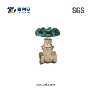 High Quality Brass Gate Valve (T1068) pictures & photos