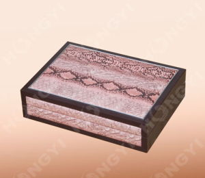 Pink Lacquered Wooden Box for Perfume/Watch/Gift/Jewelry pictures & photos