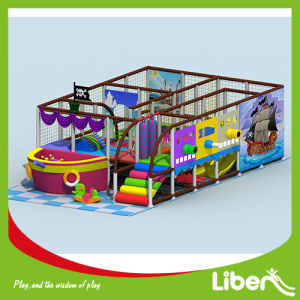 Top Brand Restaurant Indoor Playground with Patented Design pictures & photos