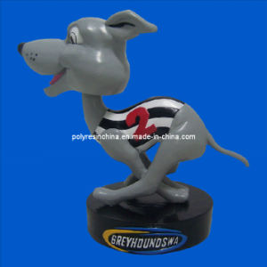 Polyresin Resin Customized Mascot Bobble Head pictures & photos