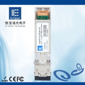 11.10G Optical Transceiver Module SFP+ 70km CWDM SM pictures & photos