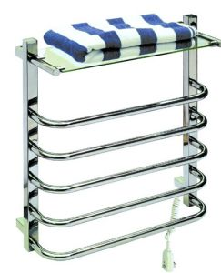 Wall Mounted Stainless Steel Heated Towel Rail (XY-G-1SR) pictures & photos