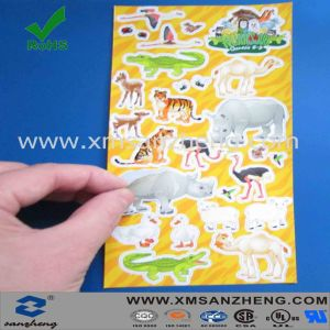 Aminal Cartoon Stickers for Kids pictures & photos