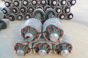 16t American Type Fuwa Trailer Axle pictures & photos