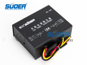 Suoer 10A DC 24V to 12V Current Transformer (DC-10A) pictures & photos