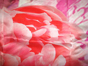 Printing Su Crepe Satin Plain Silk Fabric pictures & photos