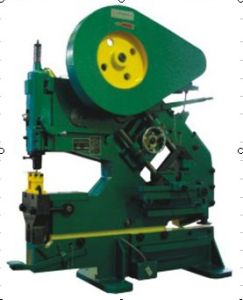 Q34-10~16 Combined Punching & Shearing Machine pictures & photos
