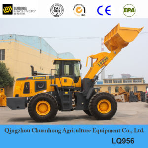 5ton Construction Machine Wheel Loader with Pilot Control pictures & photos