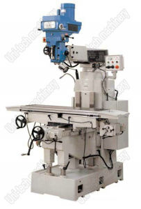 Taiwan Milling Head Turret Milling Machine pictures & photos