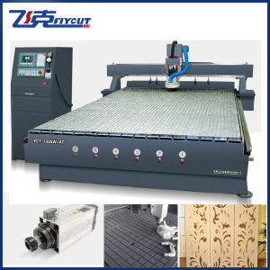 Ats Rotary Table Auto Tool Changer CNC Machine with Hsd Air Cooling Spindle, Vacuum ...