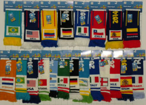 Sports Fan Soccer Fan Scarf pictures & photos