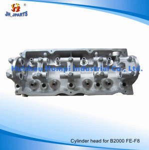Engine Cylinder Head for Mazda Fe-F8 B2000 Fe701011f F850-10-100f Fe70-10-100f pictures & photos